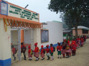 "Article 26: ""Everyone has the right to education."" ERDS just opened a new school. Leaving a  legacy of literacy!"